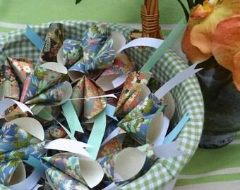 Origami Fortune Cookies- 10 cookies