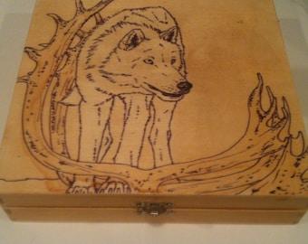 Arctic Wolf Box