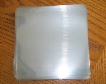 100 New Soap Bar Shrink Wrap Bands 102 mm x 102 mm
