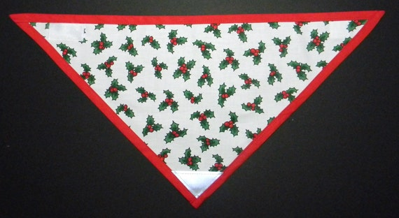 how to make a dog bandana with velcro