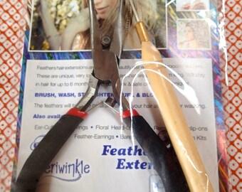 Hair Extension Installation Kit