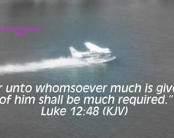 Luke 12:48