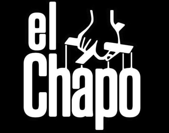 Items similar to el chapo puppet logo on american apparel for Chapo guzman shirt brand