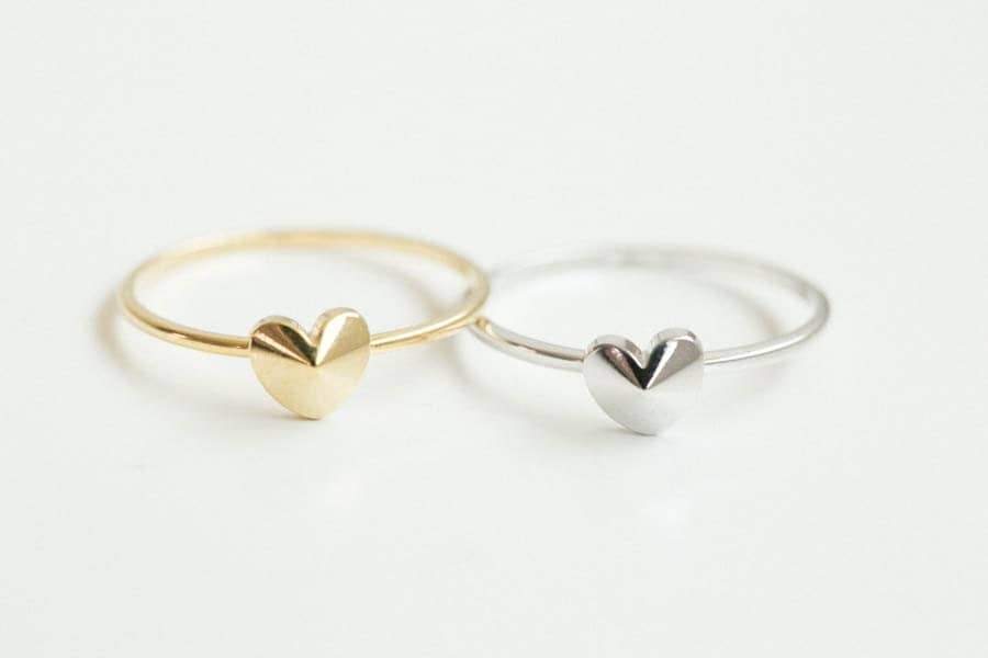 simple ring ringringcute ring by comejew
