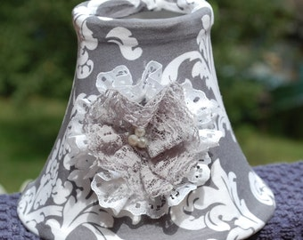 Items Similar To Child Chandelier Lamp Shades Black And