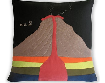 Geology Pillow ~ Science Project Collection
