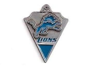 Detroit Lions Charm