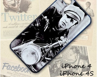 Marlon Brando cell phone Case / Cover for iPhone 4, 5, Samsung S3, HTC One X, Blackberry 9900, iPod touch 4 / 011