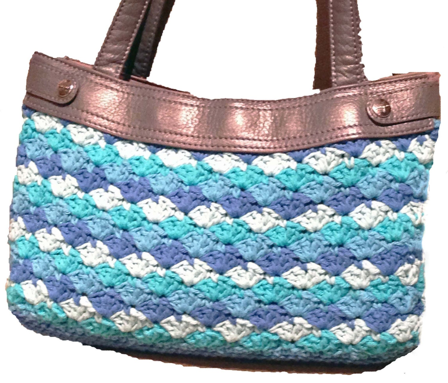 Free Crochet Shell Purse Pattern : Shell Purse Cover CROCHET PATTERN Instant by EyeOfTheFiber ...
