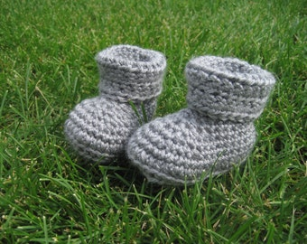 Baby Booties available in all colors and sizes