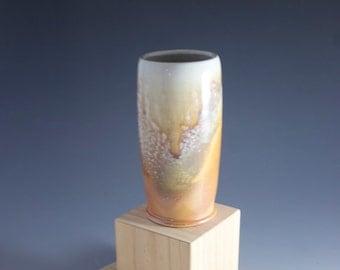 Porcelain Vase-Soda Fired