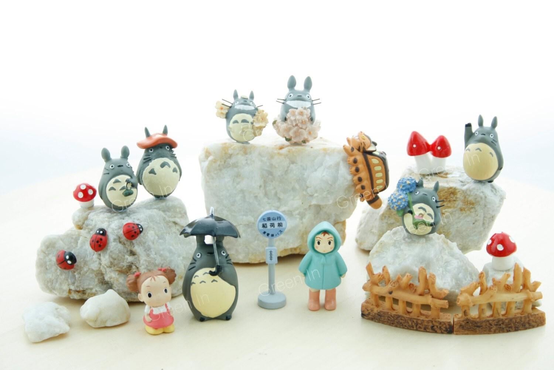 where To Buy Terrarium Figurines 28 Images Totoro