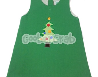 O Christmas Tree Dress