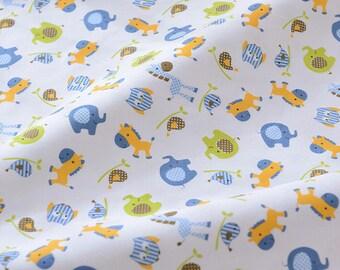 Kids horse blanket etsy for Kids horse fabric