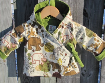 Children's Hoodie Jacket Size 1