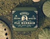 Fiji Mermaid Shaving Soap