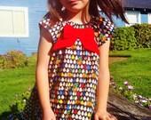 Fruity Liberty Dress