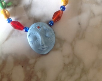 OOAK Krishna Necklace