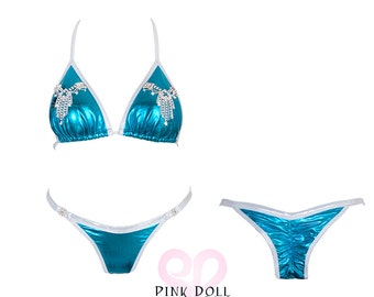 Waterfall Crystalkini Bikini
