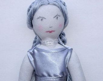 Pamina, princess of the night doll