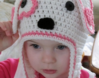Hearts or Shamrock hats for babies in four sizes for Valentine's Day or St. Patrick's Day