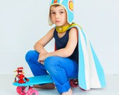 Moto-Hero Cape & Hat Set