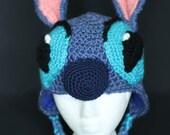 Blue Space Puppy Hat