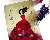 Mariposa - Postcard
