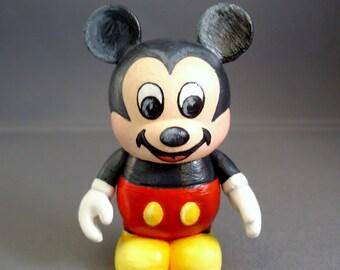 "Impressionist Mouse 3"" Custom Vinylmation"