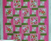 5-YARD Everyday Quilt Pattern + Pillow Bonus - Novelty, Modern, Traditional Fabrics - PDF Quilt Pattern
