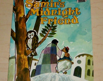 1971 Samir's Midnight Friend Arch Book Children's Book