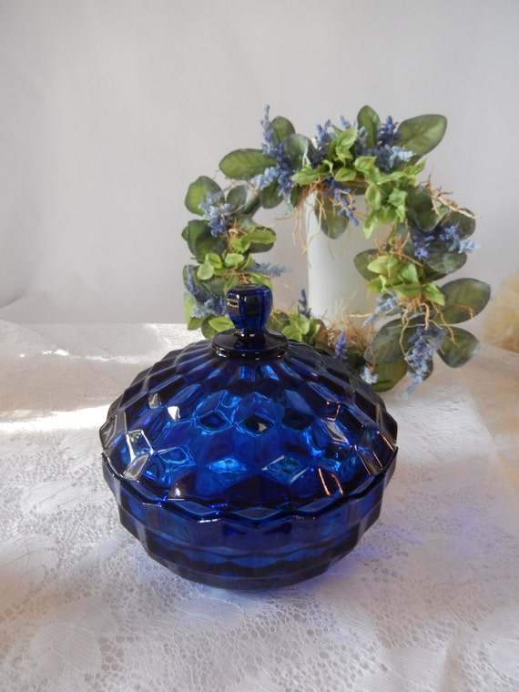 Vintage Candy Dish 7