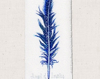 Angel Feather Drawing Angel Of Loyalty