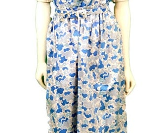 Coureges 1960 Cotton Dress
