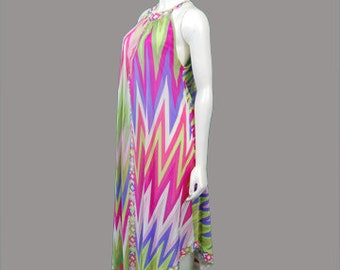 1960's Pucci Nitegown