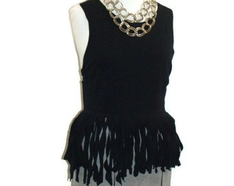 Black t shirt dress | Etsy