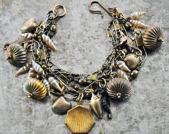 Ocean of Goodness Charm Bracelet