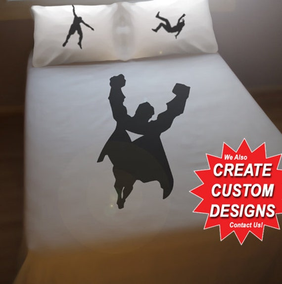Superhero bedding   Etsy