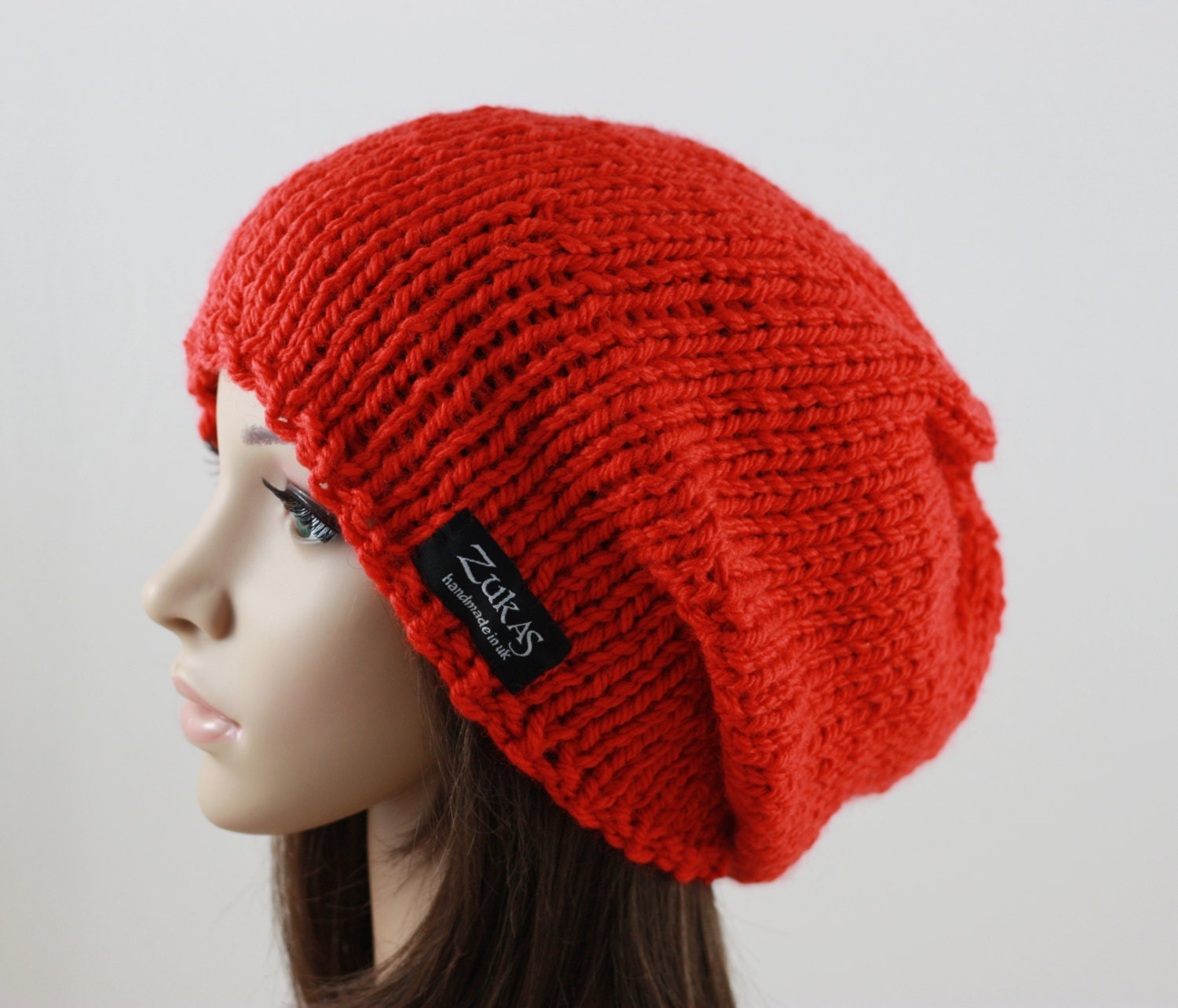 knit hat s hat slouchy hat slouchy beanie winter by
