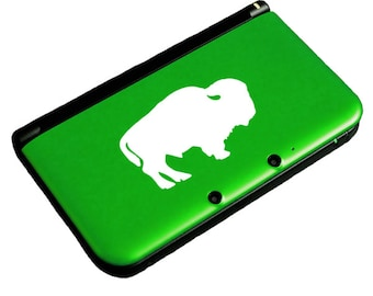 Buffalo Bison Decal for Laptop Sticker for Game System #658