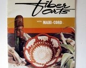 Macrame Patterns - Retro DIY Home Decor - Fiber Arts with Maxi-Cord book