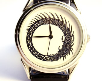 Watch Ouroboros Vikings symbol Dragon