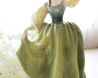 Vintage Royal Doulton Figurine Buttercup Pretty Ladies HN2309 Mint Condition from AllieEtCie