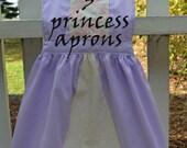 3 Princess Aprons
