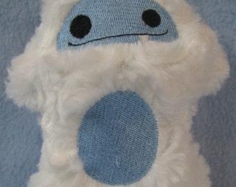 Dzu-teh the Yeti Stuffed Animal MEDIUM