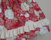 Buy Any 2 Skirts and Get 1 FREE, Victorian Rose Skirt, Size 2, 3, 4, 5, 6, 7, 8, 9, 10, and 12