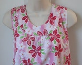 SALE -- S-L-Post Surgery Clothing - Shoulder, Breast Cancer, Mastectomy, Heart  / Rehab / Hospice / Special Needs / Breastfeeding-Style Sara