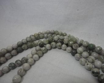 S320 Peace Jade Beads Gemstone