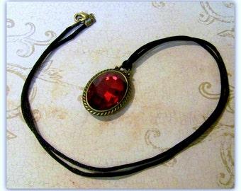 Medieval Necklace - Renaissance Jewelry, Historical Replica, Tudor Necklace, Tudor Replica, Catherine of Aragon, Anne Boleyn