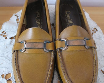 1960's Loafer Shoes, Town & Country, Never Worn sz 8.5